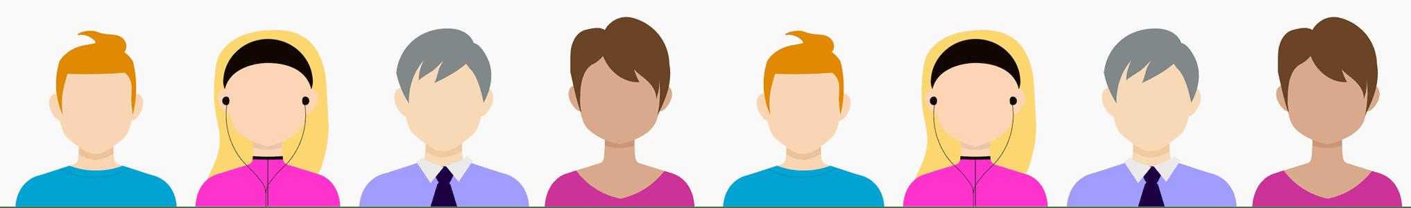 website customers